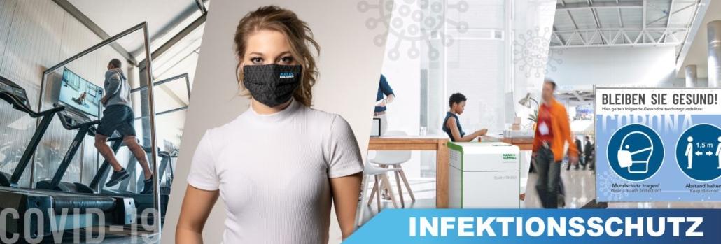 Artikel für den Infektionsschutz